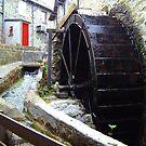 Aberfeldy Watermill by Tom Gomez