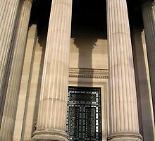 St Georges Hall side door by gothgirl