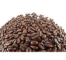 Coffee beans. Photographic Print