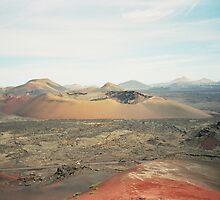 Mount Timanfaya by wahboasti