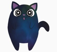 Tubby Galaxy Cat Kids Clothes