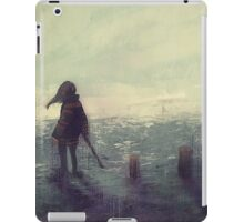 Quiet Down iPad Case/Skin