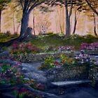City Garden by Cynthia Kondrick