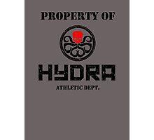 Hydra Athletic Dept. Photographic Print