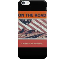 Kerouac On The Road iPhone Case/Skin