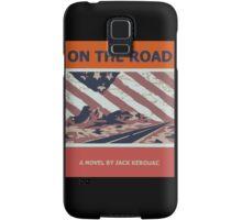 Kerouac On The Road Samsung Galaxy Case/Skin