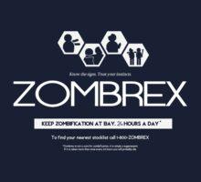 ZOMBREX Ad Kids Clothes