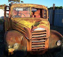 Garner's Wreck by Craig Watson