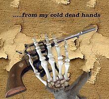 From My Cold Dead Hands by photosbydeniece