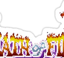 Breath of Fire (SNES) Title Screen Sticker