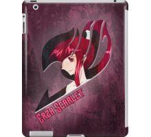 Erza Scarlet iPad Case/Skin