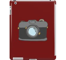 Retro Camera - Version 2 iPad Case/Skin