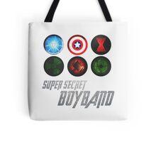 Super Secret Boyband Tote Bag