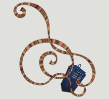 Time Scarf by TerryLightfoot