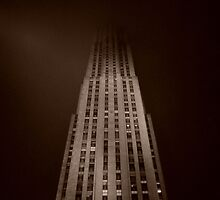 Rockefeller Center, NYC by Abi Skeates