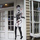 SoHo street art 4 by Vanessa Potier