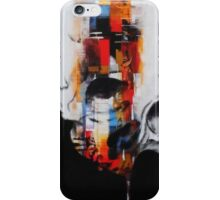 Chucka-Tanti, Bleeding of the brain iPhone Case/Skin
