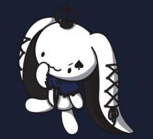 Princess of Spades White Rabbit Kids Clothes