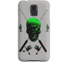 Fisherman's Skull and Rods Samsung Galaxy Case/Skin