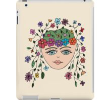 The Original Flower Child aka HIPPY iPad Case/Skin