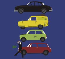 The Car's The Star: Britcoms by Paulychilds