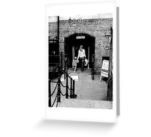 The Beatles Story Exhibition 2 Greeting Card
