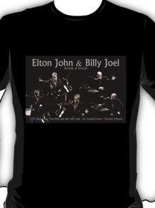 Billy Joel & Elton John T-Shirt