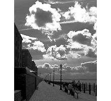 View from Albert Dock Photographic Print