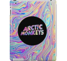 Arctic Monkeys Color Swirl  iPad Case/Skin