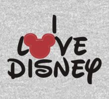 I Love Disney  by sayers
