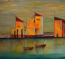 Palafitas by Leda Carniel Benin