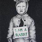 I am a Rabbit by Deborah Hally
