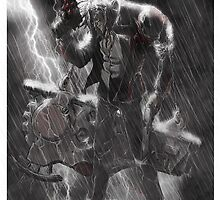 Rain of Vengeance by Mike Dio