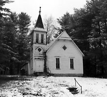 South Russell Church by DJ Fortune