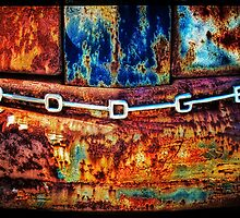 Dodge The Rainbow by Jeff Rinehart