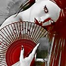 Geisha Red by Shanina Conway