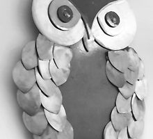Owl by sculpturedsteel