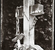 Graveyard Adornments #49 by Malcolm Heberle