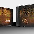 """DIE"" CD Case by Marcus Burnette"