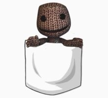 Little Big Planet Pocket Sackboy by Damon389489