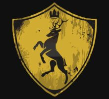Sigil for House Baratheon of Storms End by ridtaq