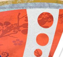 Teddie oriental Sticker