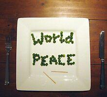World Peace by gracelouise