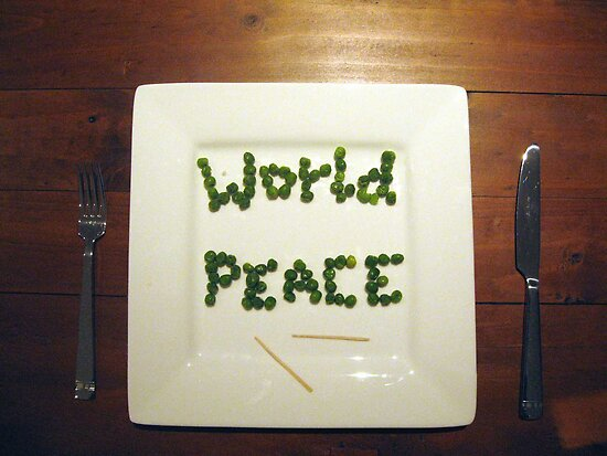 World Peace by gracelouise