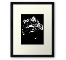 Undead Framed Print