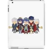 Chibi Fire Emblem Gang iPad Case/Skin
