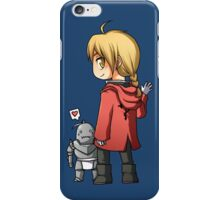 FMA - Ed & Al iPhone Case/Skin