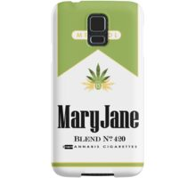 MaryJane Samsung Galaxy Case/Skin