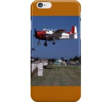 Trojan Approach @ Great Eastern Fly-In 1998 iPhone Case/Skin