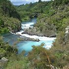 River in New Zealand by Lov34music